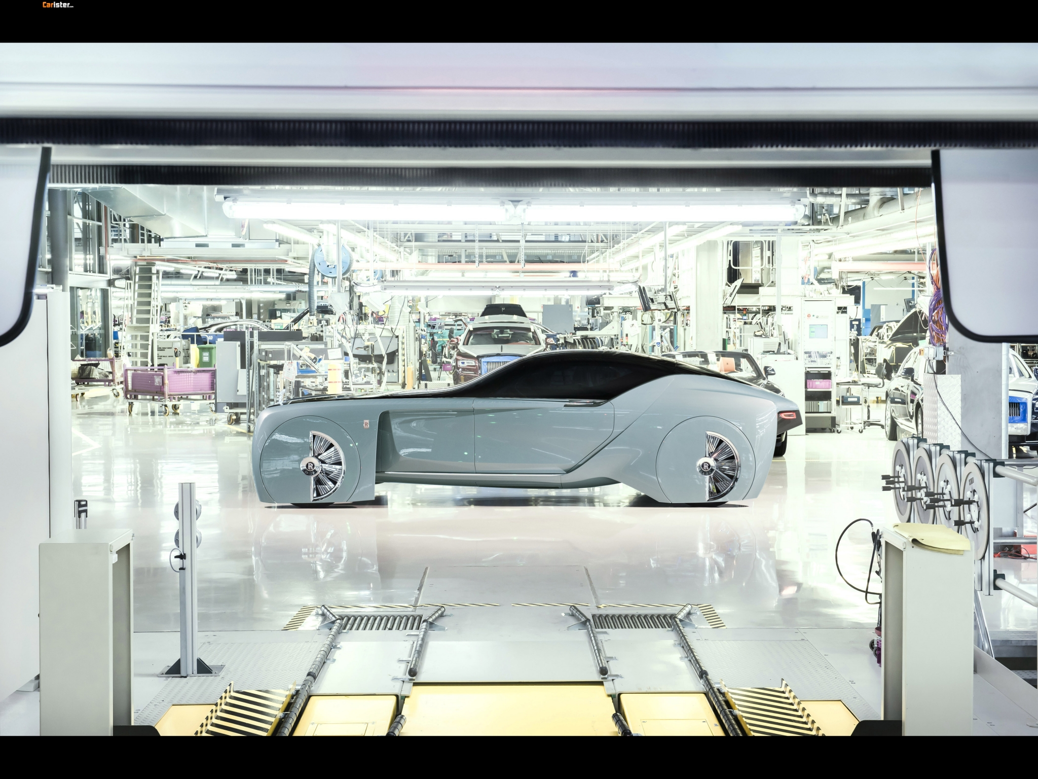 Rolls-Royce Vision Next 100 Concept 2016 - Photo 06 - Taille: 2048x1536