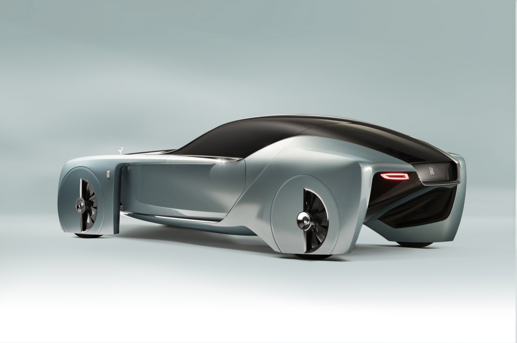Rolls-Royce Vision Next 100 Concept 2016 - Photo 23 - 1024x680
