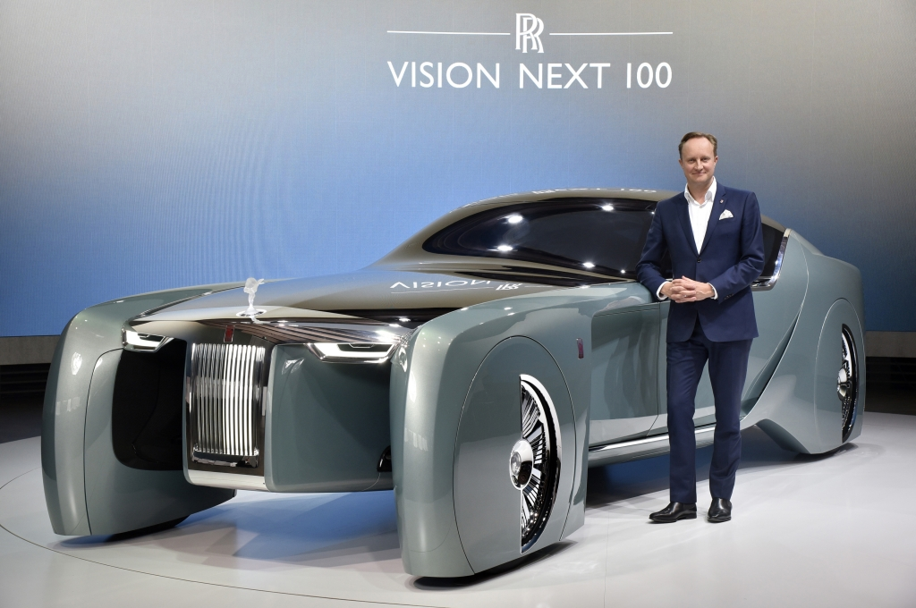 Rolls-Royce Vision Next 100 Concept 2016 - Photo 29 - 1024x680
