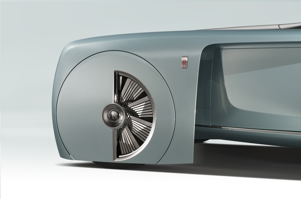 Rolls-Royce Vision Next 100 Concept 2016 - Photo 13 - 1024x680