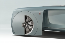 Rolls-Royce Vision Next 100 Concept 2016