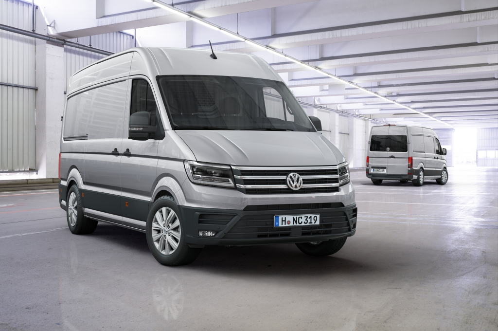 Volkswagen Crafter 2017 - Photo 03 - 1024x680