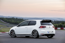 Volkswagen Golf GTI Clubsport Edition 40 2016
