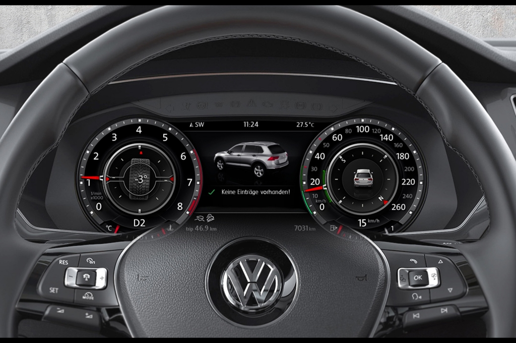 Volkswagen Tiguan 2017 - Photo 25 - 1024x680