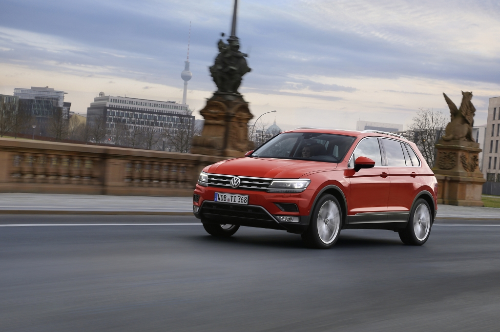 Volkswagen Tiguan 2017 - Photo 06 - 1024x680
