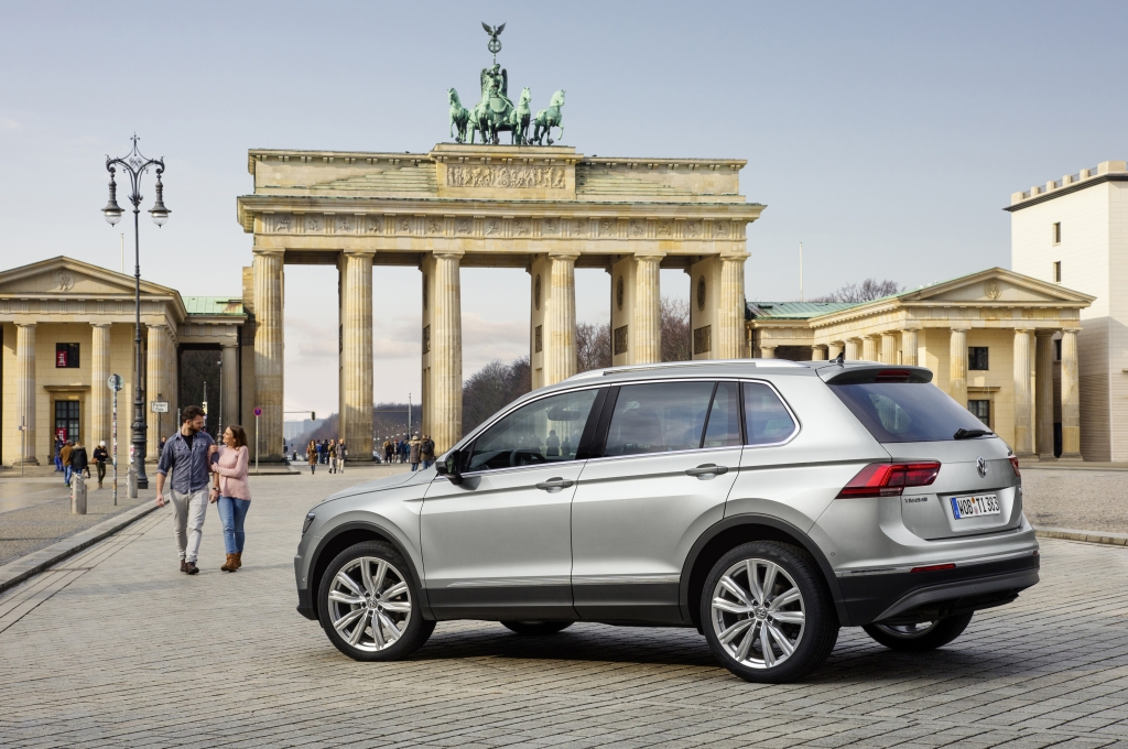 Volkswagen Tiguan 2017 - Photo 17 - 1024x680