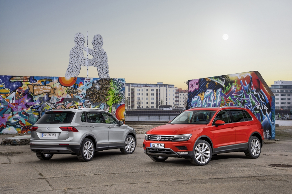Volkswagen Tiguan 2017 - Photo 12 - 1024x680